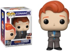 Conan O'Brien Conan in Suit Exclusive Pop! Vinyl Figure