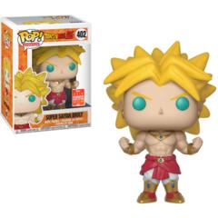 Dragon Ball Z Super Saiyan Broly Summer Convention Exclusive Pop! Vinyl Figure