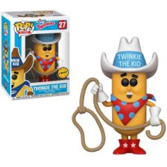 Twinkie the Kid Chase Pop Vinyl Figure