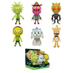 Funko Rick and Morty Series 2 Galactic Plushies