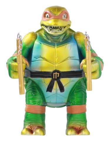 Teenage Mutant Ninja Turtles Kaiju Michelangelo 18