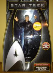 Star Trek Warp Collection Original Spock 6 inch