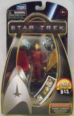 Star Trek Galaxy Collection Cadet Chekov 3 3/4 inch Bridge Part B 13