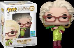 Harry Potter Rita Skeeter Summer Convention Exclusive Pop! Vinyl Figure