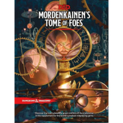 Dungeons & Dragons Mordenkainen's Tome of Foes (Fifth Edition)