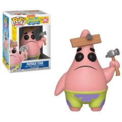 Spongebob Squarepants Patrick with Board Pop! Vinyl Figure