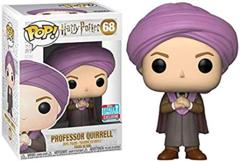 Harry Potter Professor Quirrell Fall Convention Exclusive Pop! Viynl Figure