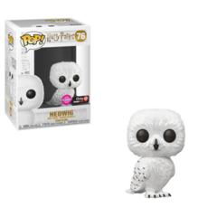 Harry Potter Flocked Hedwig Exclusive Pop! Vinyl Figure