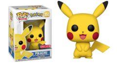Pokemon Pikachu Exclusive Pop! Vinyl Figure