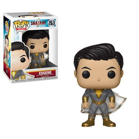 Shazam Movie Eugene Pop! Vinyl Figure
