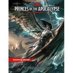 Dungeons & Dragons 5th Edition RPG: Elemental Evil - Princes of the Apocalypse