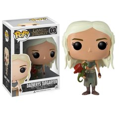 Game of Thrones Daenerys Targaryen PoP Vinyl 03
