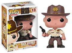 The Walking Dead Rick Grimes Pop Vinyl 13