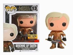 Game of Thrones Brienne of Tarth Bloody Hot Topic Exclusive Pop Vinyl 13