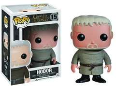 Game of Thrones Hodor Pop Vinyl 15