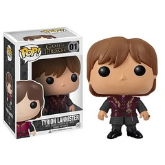 Game of Thrones Tyrion Lannister Pop Vinyl 01