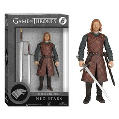 Game of Thrones Ned Stark Legacy Collection Action Figure Funko