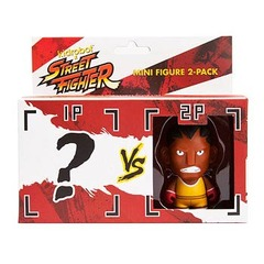 Kidrobot Street Fighter Balrog Vinyl Mini-Figure 2-Pack