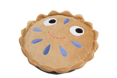Kidrobot YUMMY Blueberry Pie Plush