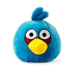 Angry Birds Plush 12-Inch Blue Bird with Sound