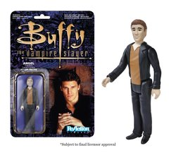 Buffy the Vampire Slayer Angel Funko ReAction Figure