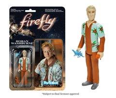 Firefly Hoban Washburne Funko ReAction Figure