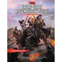 Dungeons & Dragons 5th Edition RPG: Sword Coast Adventurer's Guide
