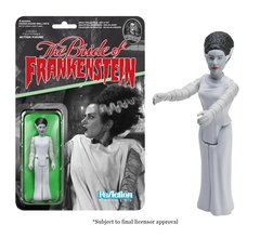 Universal Monsters Bride of Frankenstien Funko ReAction Figures