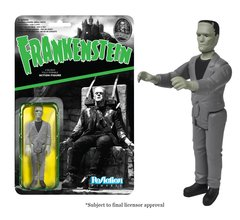 Universal Monsters Frankenstien Funko ReAction Figures