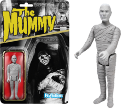 Universal Monsters Mummy Funko ReAction Figures