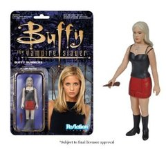 Buffy the Vampire Slayer Buffy Funko ReAction Figure