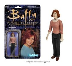 Buffy the Vampire Slayer Williow Funko ReAction Figure