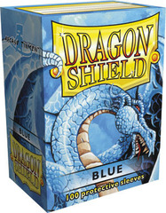 Dragon Shield Sleeves Blue Standard Size 100CT