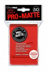 Ultra Pro Pro-Matte Sleeves Peach Standard Size 50CT