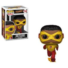 The Flash Kid Flash Pop! Vinyl Figure