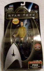Star Trek Warp Collection Pike 6 inch
