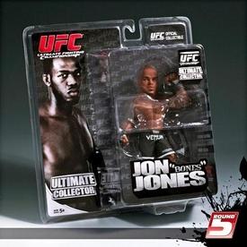 UFC Jon Bones Jones Ultimate Collector Series 6 Figure