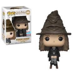 Harry Potter Hermione in Sorting Hat Pop Vinyl Figure