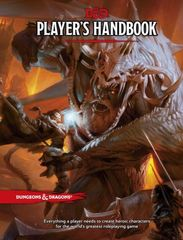 Dungeons and Dragons: Player's Handbook: A Core Rulebook for the Fifth Edition