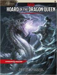 Dungeons and Dragons: Hoard of the Dragon Queen Book