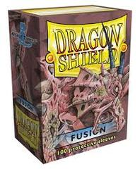 Dragon Shield Sleeves Fusion Standard Size 100CT