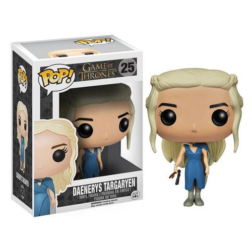 Game of Thrones Daenerys Targaryen Version 3 Pop! Vinyl Figure