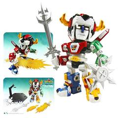 Voltron 30th Anniversary Super Deformed Toynami Action Figure