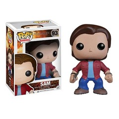 Supernatural Sam Winchester Pop Vinyl 93
