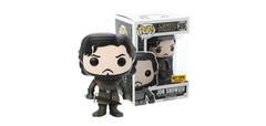 Game of Thrones Jon Snow Castle Black Hot Topic Exclusive Pop Vinyl 26
