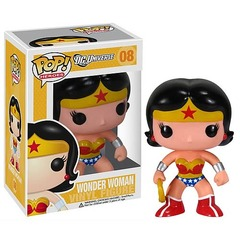 DC Super Heros  Wonder Woman Pop! Heroes Vinyl Figure 08