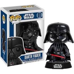 Star Wars Darth Vader Pop! Vinyl Figure 01