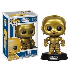 Star Wars C-3PO Pop! Vinyl Figure 13