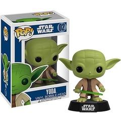Star Wars Yoda Pop! Vinyl Figure 02