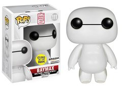 Disney Big Hero 6 GID Baymax Amazon Exclusive Pop Vinyl Figure 111